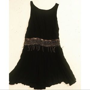 Free People Black dress!